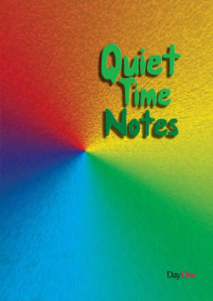 Quiet Time Note Explode Cover