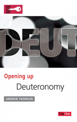 Opening Up Deuteronomy