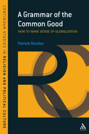 Grammar of the Common Good