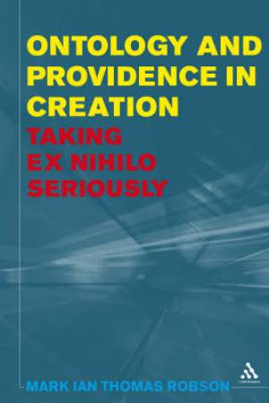 Ontology and Providence in Creation