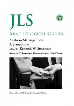 Jls 71: Anglican Marriage Rites