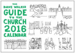 The Dave Walker Guide to the Church 2016