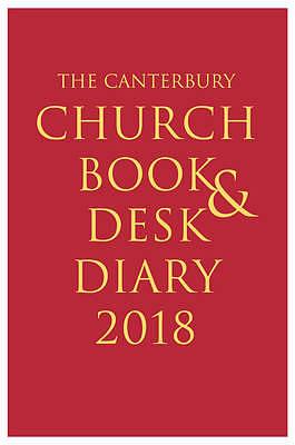 The Canterbury Church Book & Desk Diary 2018 Hardback Edition