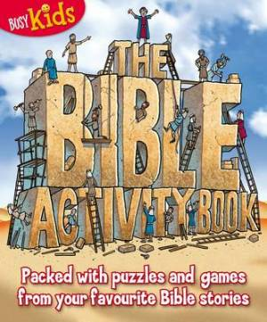 The Bible Activity Book