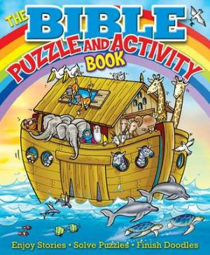 The Bible Puzzle and Activity Book