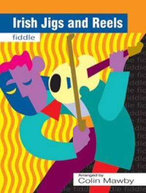 Irish Jigs and Reels for Fiddle
