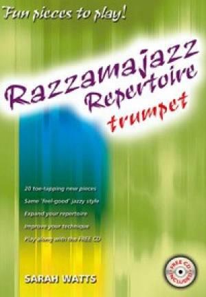 Razzamajazz Repertoire Trumpet