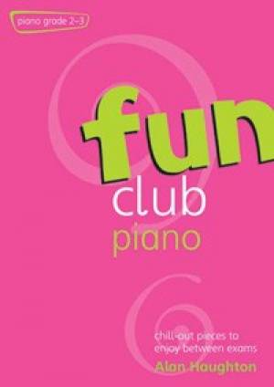 Fun Club Piano Grades 2-3