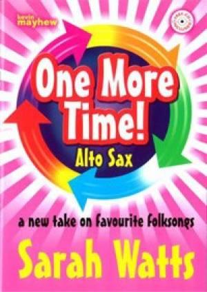 One More Time - Alto Sax