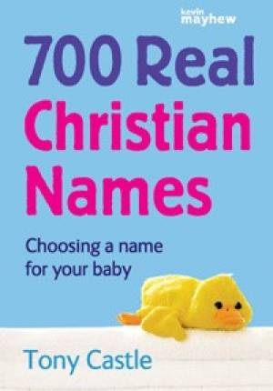 700 Real Christian Names