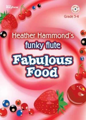 Funky Flute Repertoire - Fabulous Food