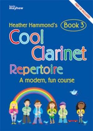 Cool Clarinet - Book 3 Repertoire