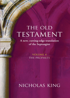 The Old Testament Volume 4 The Prophets