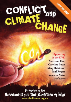 Conflict and Climate Change Book and DVD