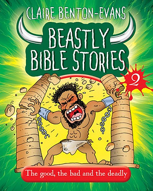 Beastly Bible Stories 2 - Large size