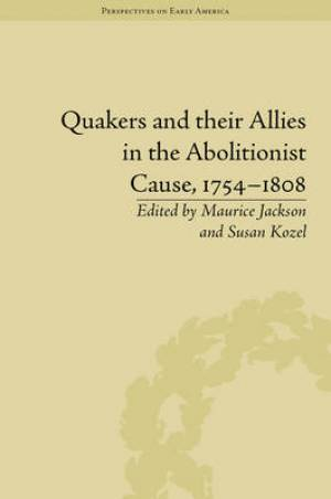 quakers and their allies book cover