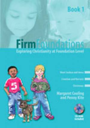Firm Foundations Book 1 plus CD-ROM