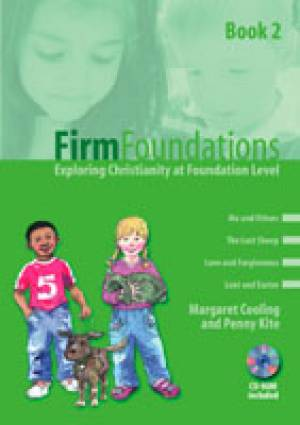 Firm Foundations Book 2 plus CD-ROM