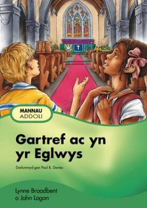 At Home And The Church Pupils Book Welsh