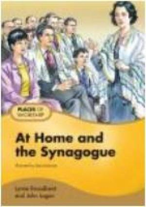 At Home And The Synagogue Big Book Welsh