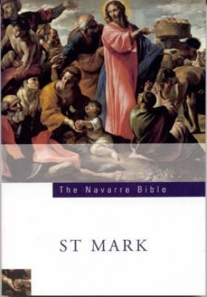 RSV Catholic Navarre Bible : St Mark : Paperback