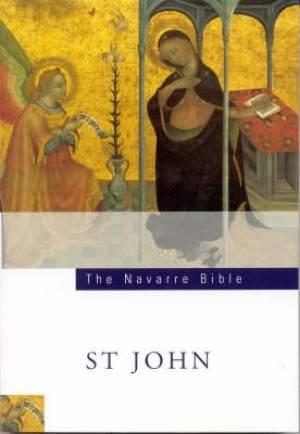 RSV Catholic Navarre Bible : St John