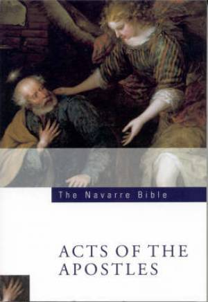 RSV Catholic Navarre Bible : Acts of the Apostles : Paperback