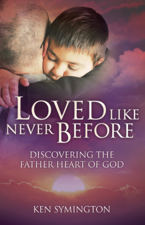 Loved Like Never Before Paperback Book