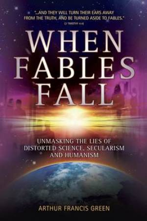 When Fables Fall Paperback Book