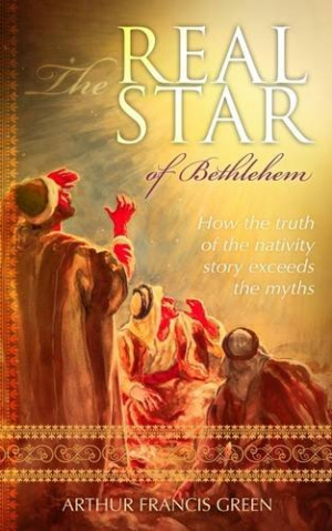 The Real Star Of Bethlehem Hardback Book