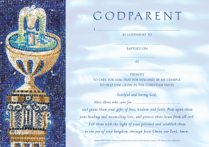 CW GODPARENT CARD-BOY-TRAD.PK10