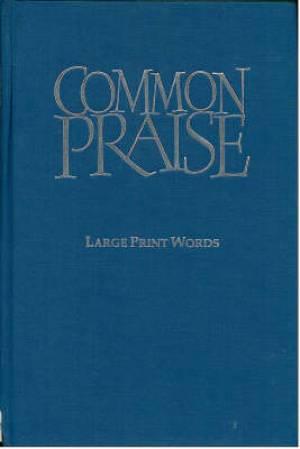A&M Common Praise Large Words Ref No. 41