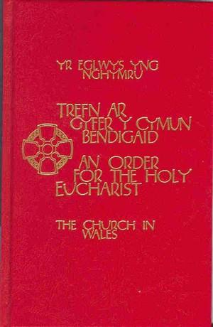Church In Wales Eucharist Pew Hb