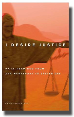 I Desire Justice