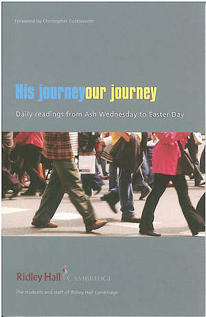 His Journey Our Journey