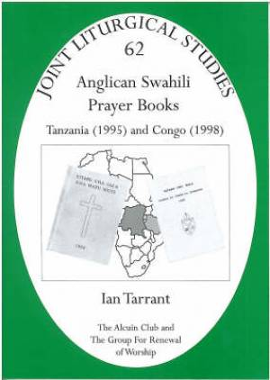 JLS62 ANGLICAN SWAHILI PRAYER BOOK