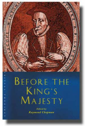 Before the King's Majesty