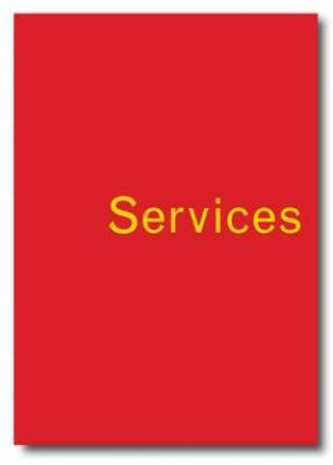 Parish Registers: Services