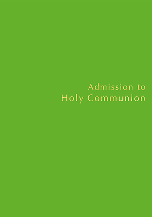 Parish Registers: Admission to Holy Communion