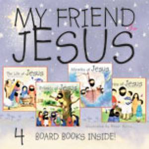 My Friend Jesus Box Set
