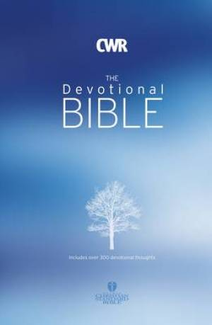 HCSB Devotional Bible: Hardback