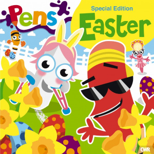 Pens Special Easter