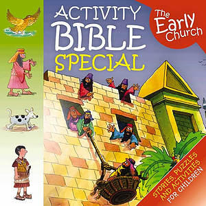 Bible Activity Special: Early Church