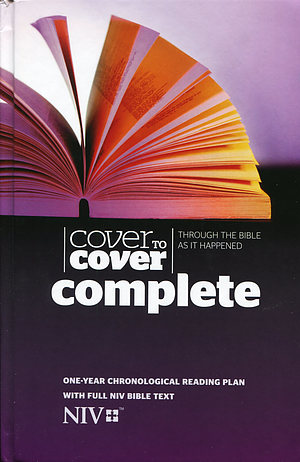 Cover to Cover Complete NIV Bible