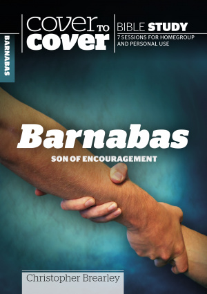 Barnabas - Cover to Cover Study Guide