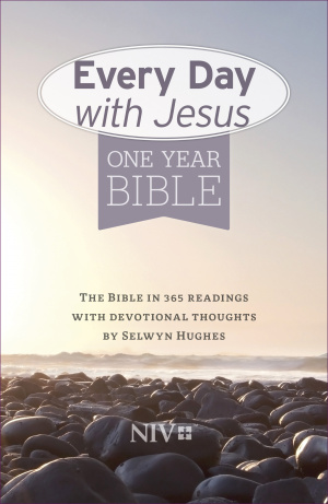 NIV 'Every Day With Jesus' One Year Bible