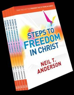 Steps to Freedom in Christ Pack of 5