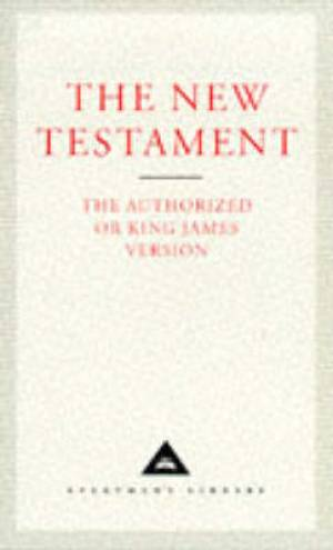 KJV New Testament: Hardback