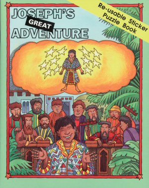 Joseph's Great Adventure Sticker Book