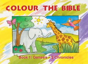 Colour the Bible Book 1
